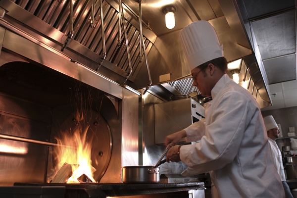 Restaurant fire suppression systems